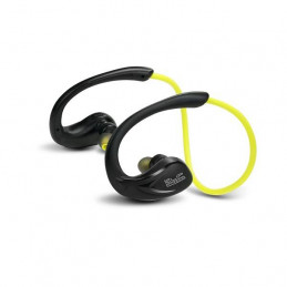Audifonos Inalambrico Klip Xtreme KHS-634YL Athletik X deportivos con micrófono Bluetooth Amarillo