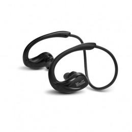 Audifonos Inalambrico Klip Xtreme KHS-634BK Athletik X deportivos con micrófono Bluetooth Negro