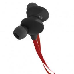 Audifonos Inalambrico Klip Xtreme KHS-633RD Athletik deportivos con micrófono Bluetooth Rojo