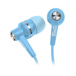 Auriculares In-ear Klip Xtreme KSE-105BL Auriculares estéreo en color para iPod y MP3s 3.5mm Azul