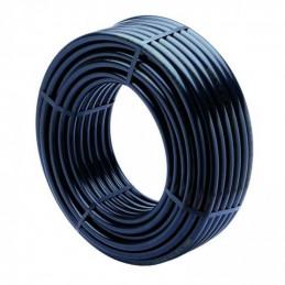 Manguera Polietileno 25mm 100M, Tub Ecotubo Tuberia PEBD espesor 2.0mm 4BAR para conduccion de agua, 61250400 Azud