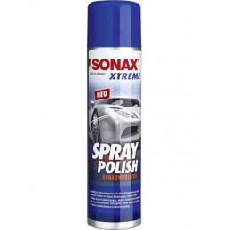 Espuma Abrillantadora XTREME SprayPolish, 320ml Brillo intenso Facil uso y aplicación en Pinturas , 241300 Sonax