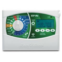 Programador de Riego Automatico Profesional Modular ESP-Me 4 Zonas ampliable 22 ZonasCompatible con WIFI, ESP4ME Rain Bird