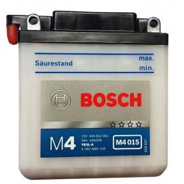 Bateria para Moto Bosch YB3L-A M4 015 12v - + 10AH AGM L100mm AN 58mm AL112mm para Honda Kawasaki Yamaha