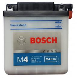 Bateria para Moto Bosch YB3L-B M4 016 12v - + 3AH 10A L100mm AN 58mm AL112mm para Kawasaki Yamaha