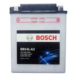 Bateria para Moto Bosch BB14L-A2 12v - + 14AH CCA 190A L130mm AN85mm AL167mm