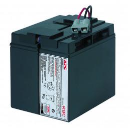Bateria de Reemplazo APC RBC7, Cartucho para recambio 7 12V 17Ah para UPS