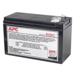 Bateria de Reemplazo APC RBC110, Cartucho para recambio 110, reemplazables en caliente SM para UPS