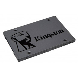 "Unidad de estado solido SSD Kingston A400 SA400S37, 480GB, SATA 6Gb/s, 2.5"", 7mm, TLC"