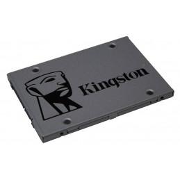 "Unidad de estado solido SSD Kingston A400 SA400S37, 480GB, SATA 6Gb/s, 2.5"", 7mm, TLC"