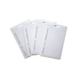 Tarjeta de Proximidad Zkteco ID Card Thick, Pack 50 Tarjetas Grueso 125khz Solo Lectura