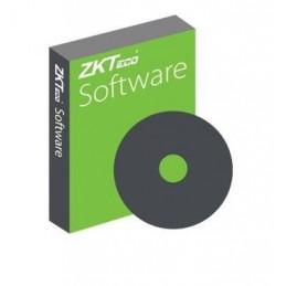Licencia ZKTime.Net 3.0 Zkteco ZKTIME3-500, Hasta 50 Dispositivos Gestión del tiempo y asistencia