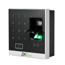 Control de Acceso Zkteco X8-BT, Kit Rapida Identificacion huella contraseña tarjeta