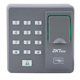 Control de Acceso Zkteco X7, Capacidad 500 huellas y Tarjetas ID para Cerradura Eléctrica y otros