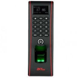 Control de Acceso IP Zkteco TF1700, Capacidad 3000 Huellas 30.000 Tarjeta ID para Cerradura Eléctrica y otros RED USB
