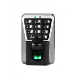 Control de Acceso IP Zkteco MA500, Capacidad 3000 Huellas 30.000 Tarjeta ID para Cerradura Eléctrica y otros RED