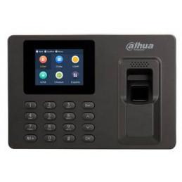 """Control Asistencia y Tiempo Dahua ASA1222E, 2.4"""" TFT Capacidad 2000 Huella Digital Descarga de Registro By USB"""