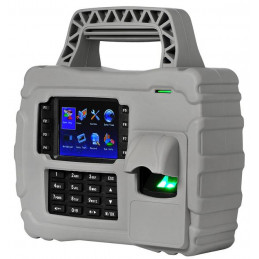 "Control Asistencia IP Zkteco S922/3G, 3.5"" TFT Capacidad 5000 Huella Digital 30000 Tarjetas ID Bateria Respaldo ADMS RED USB"