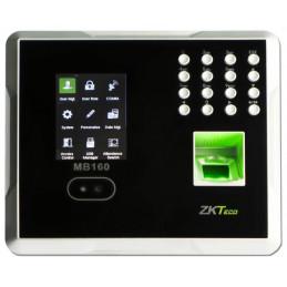 """Control Asistencia IP Y Acceso Zkteco MB460, 2.8"""" TFT 1500 Rostros deteccion Facial 2000 Huellas y Tarjetas ID ADMS RED USB"""