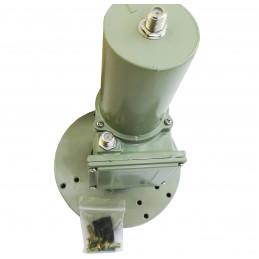LNBF AibiTech Banda C y KU Doble Polaridad Automatico 17K, C 5150 MHz KU 9.75-10.6GHz Salidas RG6