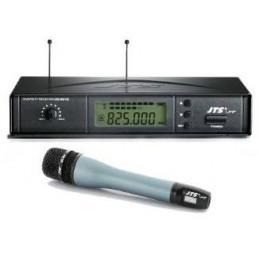 Microfono Inalambrico JTS US-901D/MH-950, PLL Filtro Saw10mW Receptor y Transmisor UHF Salidas XLR y 6.3mm