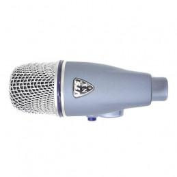 Microfono Alambrico de Instrumento JTS NX-6, amplio rango dinamico para Baterias y Varios XLR (M)