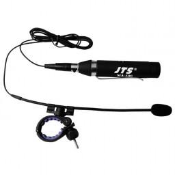Microfono de instrumento JTS CX-500F/MA50, de condensador para Flauta Salida XLR