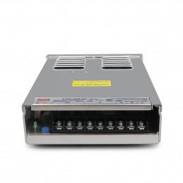 Fuente de alimentacion Ecotrend ERP-350-24, 350 W, 220 VAC, 50/60 Hz, 24 VDC / 14.6A
