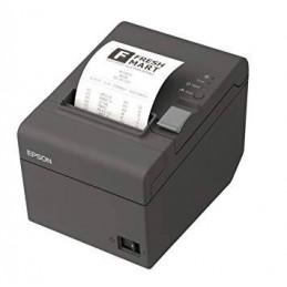 Impresora Termica Epson TM-T20II, velocidad de impresión 200mm/s Ethernet