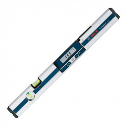 Inclinometro digital Bosch GIM 60 L, 60cm Imantado Transferencia de inclinaciones 30m Laser