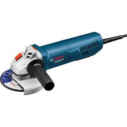 "Amoladora Angular Bosch GWS 9-125 P Professional, 5"" 900W 10000RPM M14 Interruptor Protection"