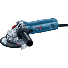 "Amoladora Angular Bosch GWS 9-125 S Professional, 5"" 900W 11000RPM M14 Velocidad Variable DD 125mm CC"