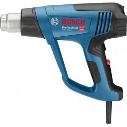 Pistola de Calor Bosch GHG 20 - 63, 2000W 50 – 630 Grados, Ajuste de Temperatura