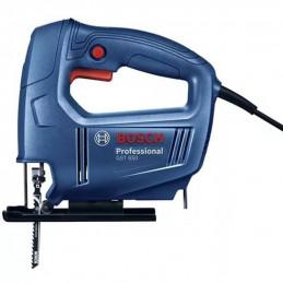Sierra Caladora Bosch GST 650, 450W 3100spm Incluye Sierra Calar CC