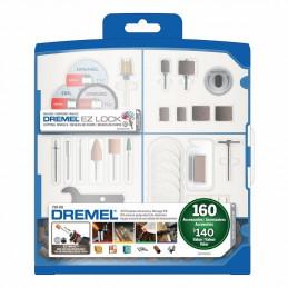 Kit Accesorios Dremel 710, Accesorio de uso multiple 160 Piezas