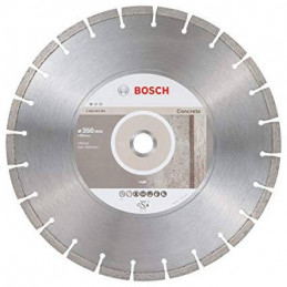 "Disco Diamante Standard Bosch 14"" x25.4mm 2608603806 para Hormigon Duro"