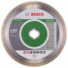 """Disco Diamante Standard Bosch 7"""" x22.23mm 2608602204 para Ceramica y azulejos"""