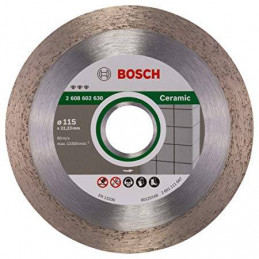 "Disco Diamante Best Bosch 4 1/2"" x22.23mm 2608602630 para Ceramica y azulejos"