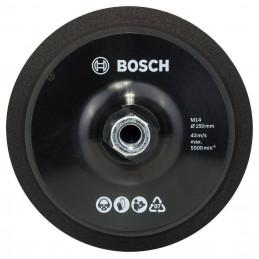 Disco velcro Bosch 150mm M14 2608612027 Respaldo para Pulir