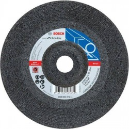 "Disco Abrasivo Desbaste Bosch Metal 7"" - 180mm x7x22.23mm 2608602375"