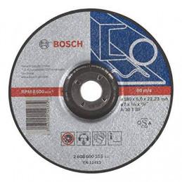 "Disco Abrasivo Desbaste Bosch Metal 7"" - 180mm x6.0 Expert 2608600315"