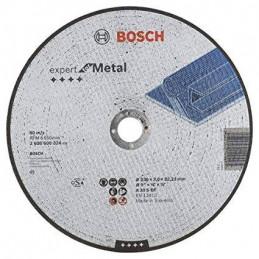 "Disco Abrasivo Corte Bosch Metal 9"" - 230mm x3.0mm Expert 2608600324"