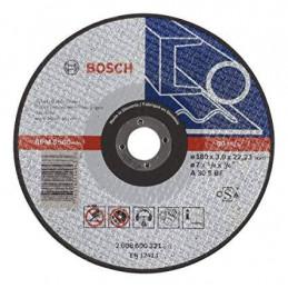 "Disco Abrasivo Corte Bosch Metal 7"" - 180mm x3.0mm Expert 2608600321"
