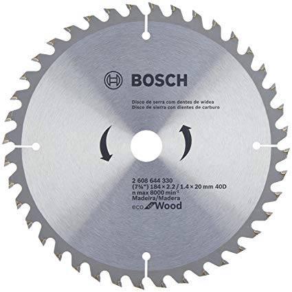 Disco de sierra circular CSB Expert madera Bosch 2608644342 254 x 30 x 54D pos Couleur