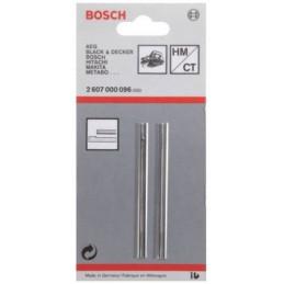 Cuchillas Para Cepillo Electrico Bosch GHO 20-82 2PZ Universal 2607000096