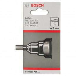 Boquilla Reductora Bosch 9mm para Pistola de Calor 1609201797