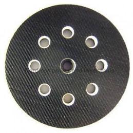 Plato de Lijado Bosch 125mm Velcro 8 huecos GEX 125-150 AVE 2608601607
