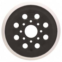 Plato de Lijado Bosch 125mm Velcro 8 huecos GEX 125-1 AE 2608000349