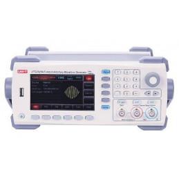 "Generador de Funciones Arbitrarias UNI-T UTG-2025A, 20MHZ LCD 4.3"" Dos Canales Modulacion AM FM PM ASK FSK PWM"