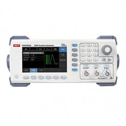 "Generador de Funciones Arbitrarias UNI-T UTG-1010A, 10MHZ LCD 4.3"" Doble Canal Modulacion AM FM PM ASK FSK PWM"